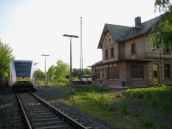 Bahnhof Wölfersheim-Södel
